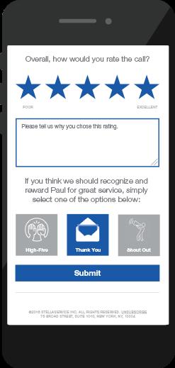 Travelzoo customer feedback rating